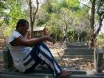 Sungkowo : menggali tanah kubur orang pelit, sungguh sulit
